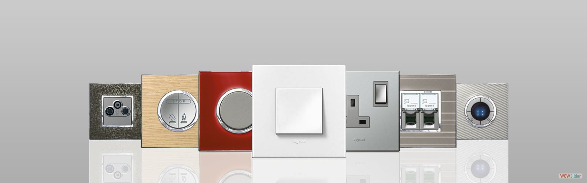 Premium Sockets and Switches at affordable rates